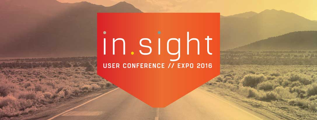 Insight User Conference & Expo 2017