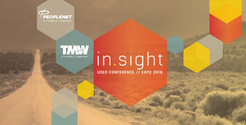 Insight User Conference – Sept 25, 2017